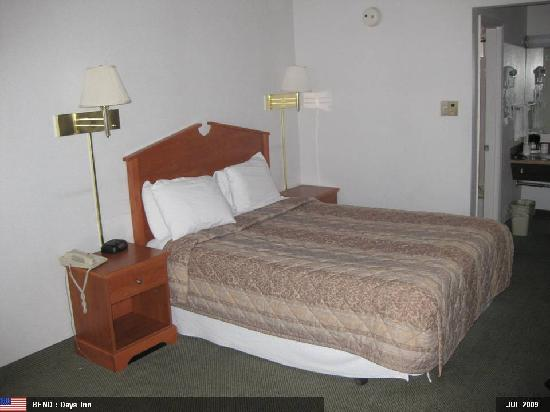 Days Inn Bend: Bed Area
