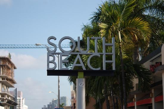 Miami Beach, FL: welcome to SoBe