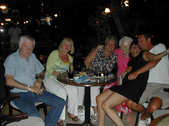 Ercanhan Hotel: With friends