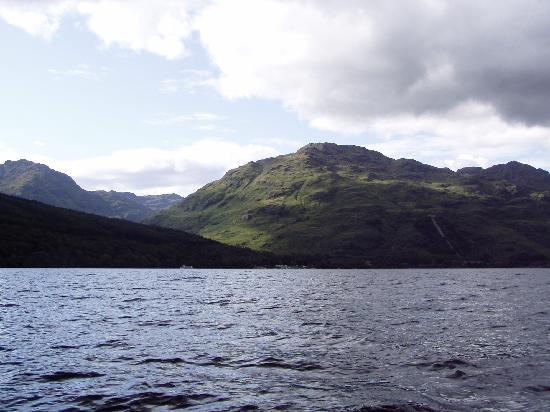 Loch Lomond Cruise from Tarbet