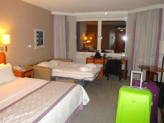 Hilton Helsinki Strand: la nostra stanza