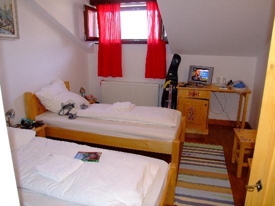 Casa Belvedere: Twin bedroom