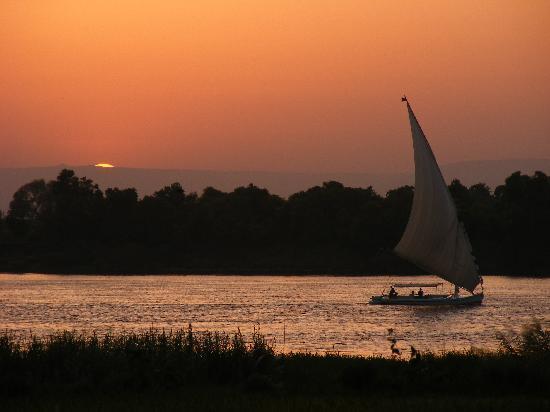 มาริทิม โจลี วิลล์ คิงส์ ไอส์แลนด์ ลูเซอร์: best place to see sunset in egypt