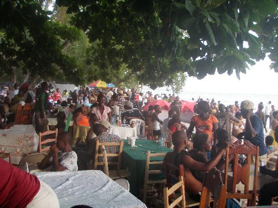 Port-Salut, Haïti : we enjoy 2009 / port salut party