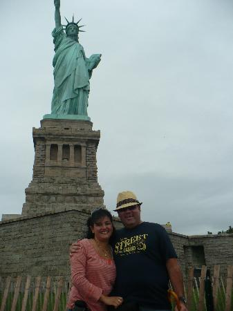นิวยอร์กซิตี, นิวยอร์ก: Liberty Island