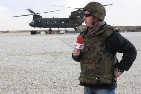 Ghazni, Afghanistan: Gazni Base Camp