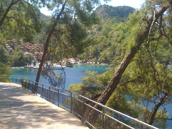 Hillside Beach Club: Walking around the beautiful resort! Heaven on earth!