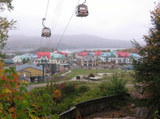 Mont Tremblant : restaurants