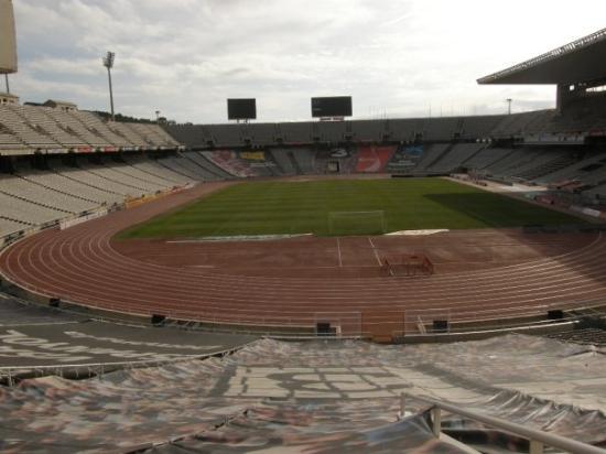 Stadio Olimpico: Estadi Olimpic Lluis Companys
