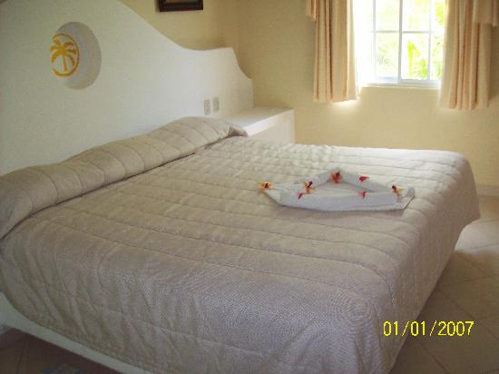 The Residence Suites at Lifestyle Holidays Vacation Resort: Bedroom
