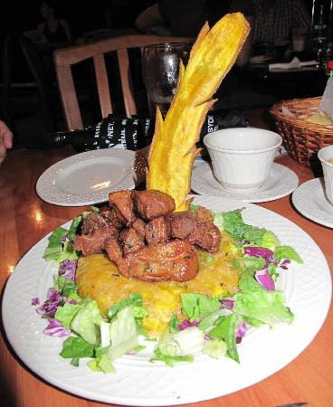Richie's Cafe: Puerto-Rican food