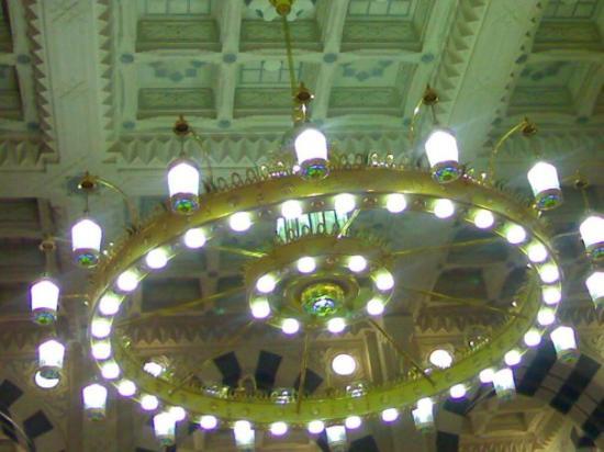Medina, Arabia Saudita: Masjid-e-Quba Inside view