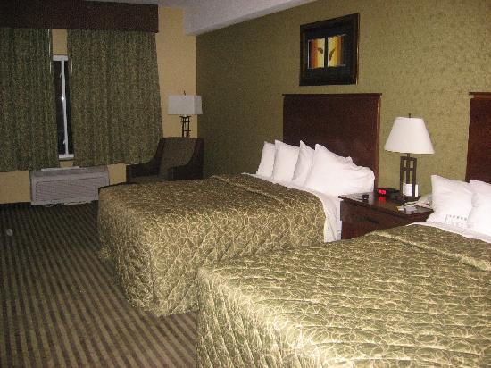 دايز إن شايان: Room at the Days Inn