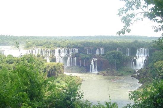Iguatu, CE: BRESIL - FEVRIER 2007 CHUTES D'IAGUACU (ARGENTINE)