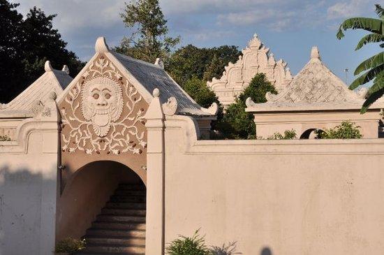 Jogjakarta, Indonesië: Yogyakarta - Palais