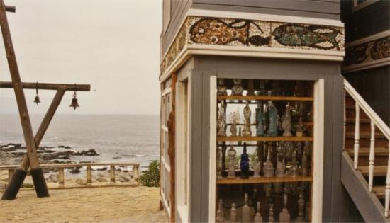 บ้านพาโบลเนรูดา: Isla Negra, Pablo Neruda house
