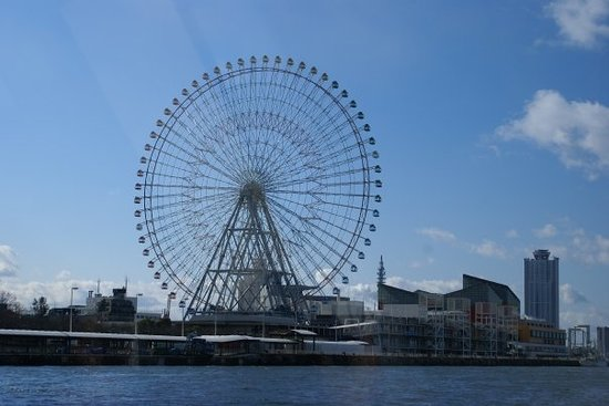tempozan ferris wheel  osaka  japan  top tips before you