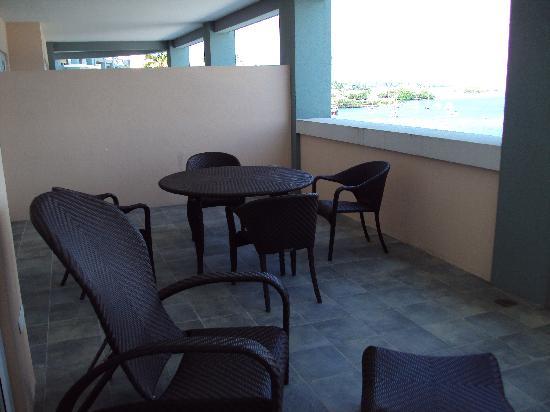Newstead Belmont Hills Hotel: Balcony