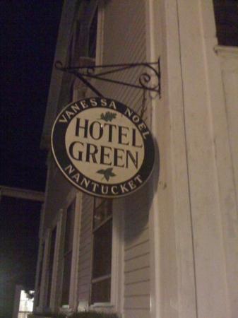 Vanessa Noel Hotel Green: Nantucket, MA