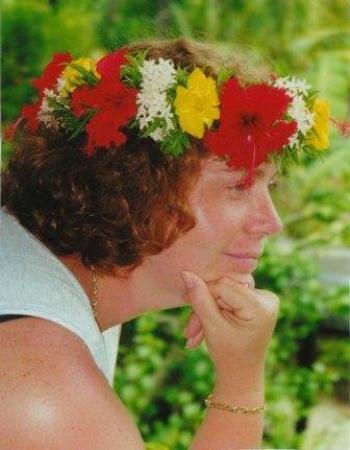 flower - Picture of Maire Nui Botanical Gardens, Rarotonga - Tripadvisor