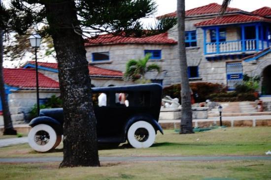Varadero, Cuba: Al Capone's house