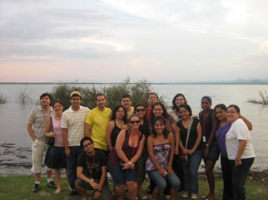 El Fuerte, Mexico: Breve paseo a la presa. Fue muy divertido tomar estas fotos :-)