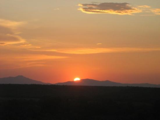 El Fuerte, Meksiko: Otro precioso atardecer!!!