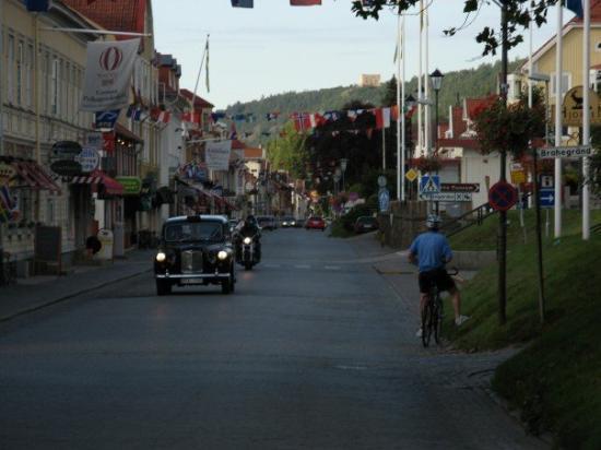 Granna, สวีเดน: Gränna 14 augusti 2007.