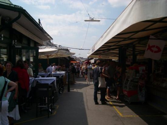 Vienna Naschmarkt: Vienna