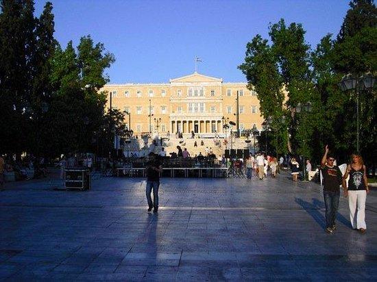 Plateia Syntagmatos: Platìa Syntagma