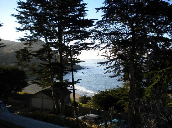 Muir Beach from Cottage