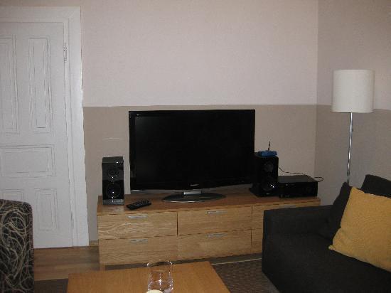 Arcadia Residence: TV