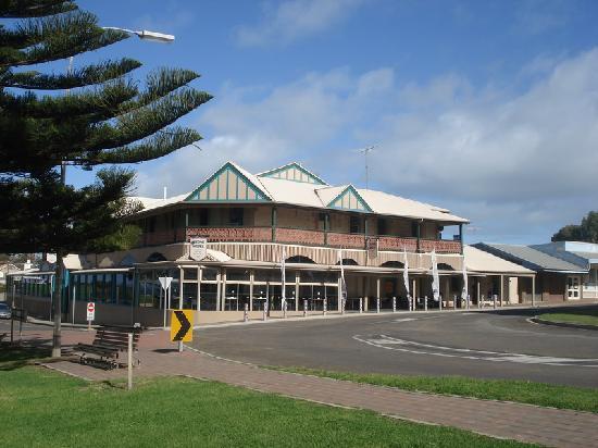 Kingscote, Avustralya: Ozone Pub - Kangaroo Island