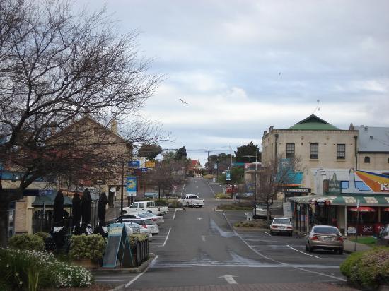 Kingscote main street - Kangaroo Island