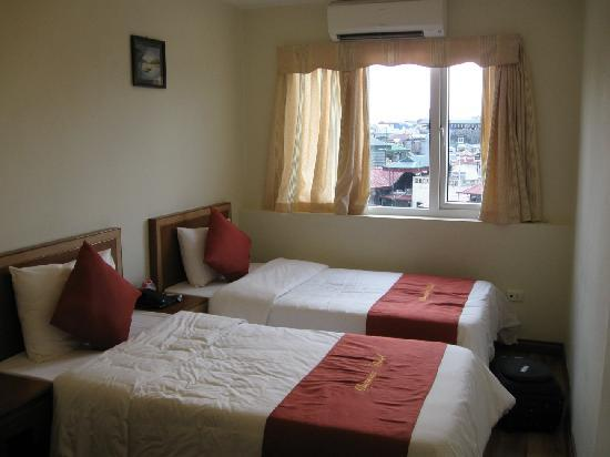Hanoi Charming Hotel: My room