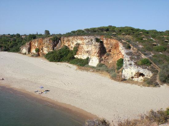 Hotel Casabela: der Praia Grande, direkt vom Hotel zu erreichen über eine Treppe