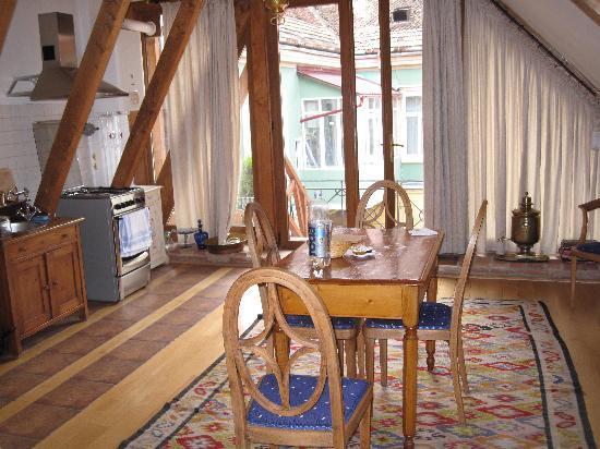 Casa Rozelor - boutique hotel: Part of the suite