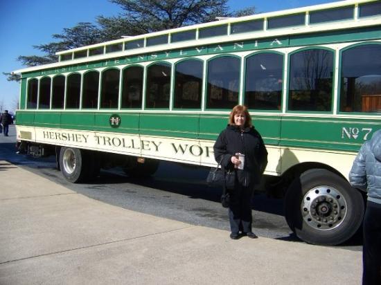 แลงแคสเตอร์, เพนซิลเวเนีย: Hershey Trolley