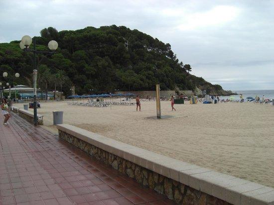 H·TOP Amaika: Fenals beach