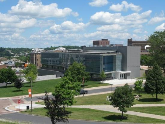 Syracuse, Nowy Jork: Newhouse II School of Communications