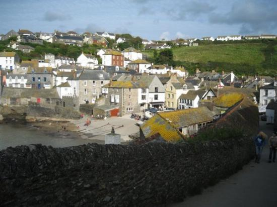 Port Isaac Cornwall Set Location Of Quot Doc Martin