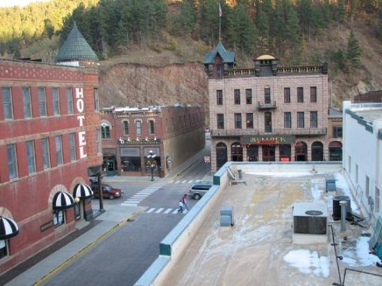 the historic franklin hotel picture of deadwood south. Black Bedroom Furniture Sets. Home Design Ideas