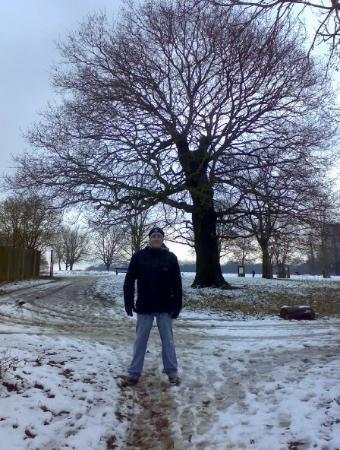 Richmond-upon-Thames, UK: in the park 07