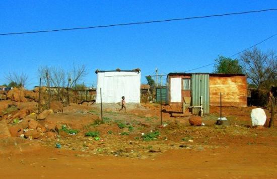 finetown. informal settlement in johannesburg. - Picture of Johannesburg, Greater ...