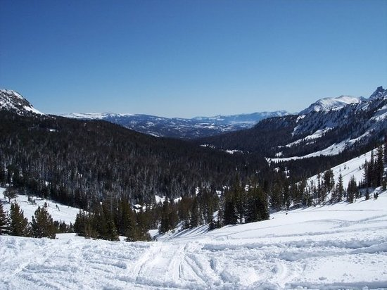 Cooke City, Монтана: Snowmobile Valley