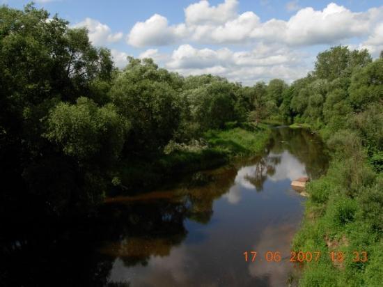 Novopolotsk, Belarus: Village Sarya, Belarus