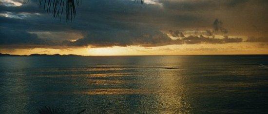 Martinique: Coucher de soleil