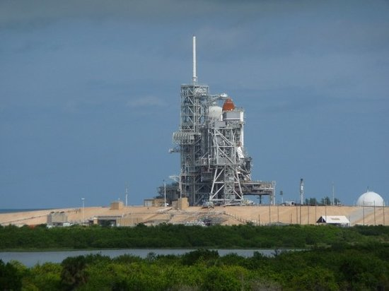 Bilde fra Cape Canaveral