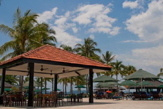Shangri-La's Tanjung Aru Resort & Spa: Activities Desk