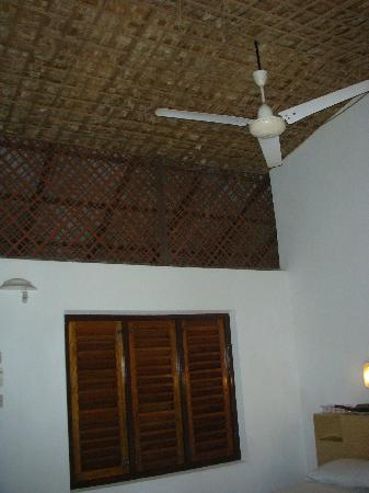 Asdu Sun Island: La parte di parete aperta in camera